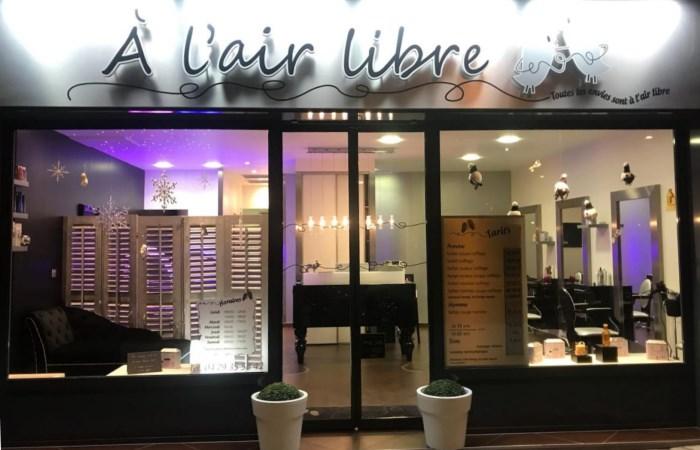 A l 39 air libre salon de coiffure tendance aix les bains - Tarif de coiffure en salon ...