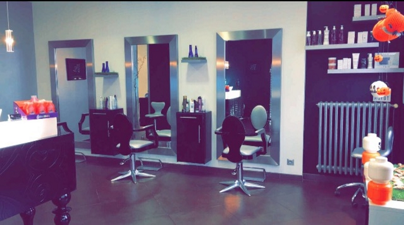 Salon De Coiffure Ultra Moderne ~ Des Idées Novatrices sur la ...